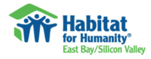 Image result for habitat for humanity east bay/silicon valley logo